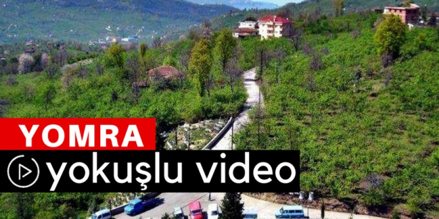 Yomra Yokuşlu Köyü Video