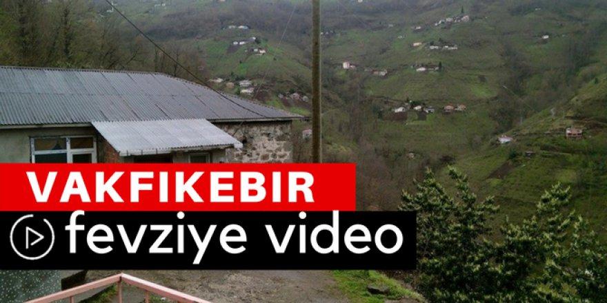 Vakfıkebir Fevziye Köyü Video