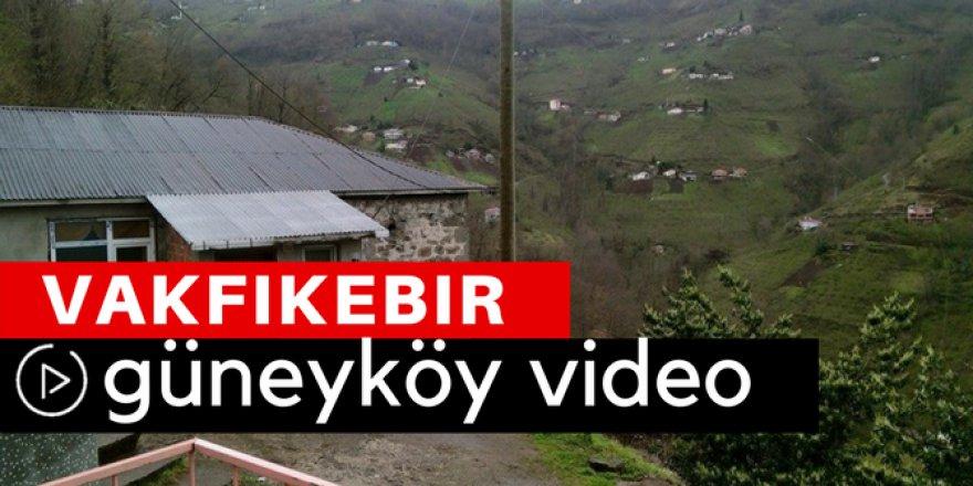 Vakfıkebir Güneyköy Video