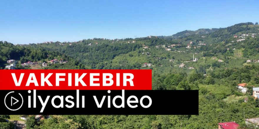 Vakfıkebir İlyaslı Köyü Video