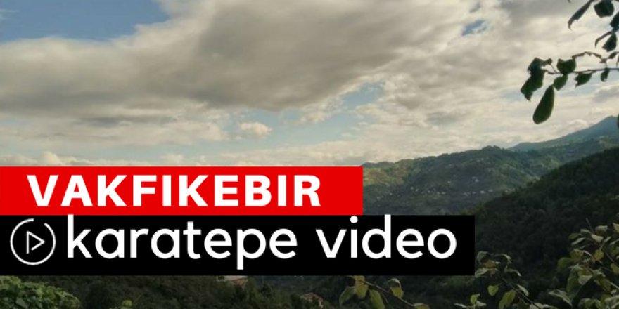 Vakfıkebir Karatepe Köyü Video