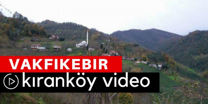 Vakfıkebir Kıranköy Video