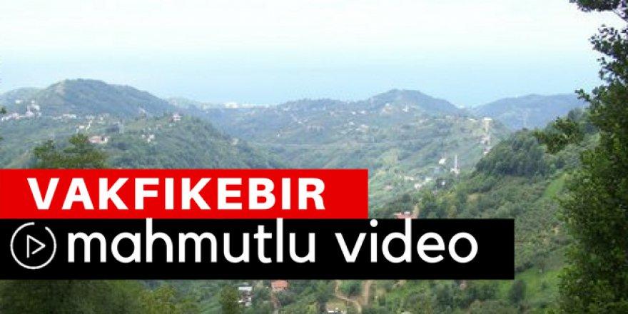 Vakfıkebir Mahmutlu Köyü Video