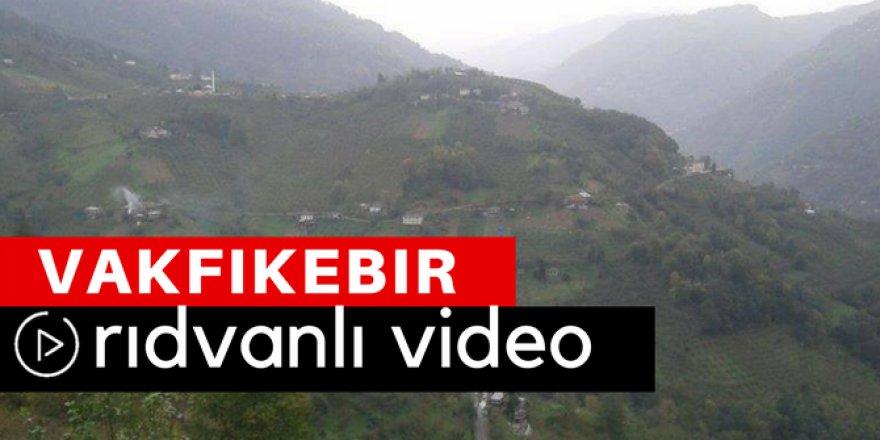 Vakfıkebir Rıdvanlı Köyü Video