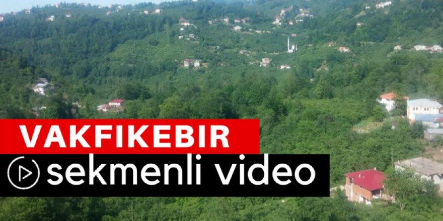 Vakfıkebir Sekmenli Köyü Video