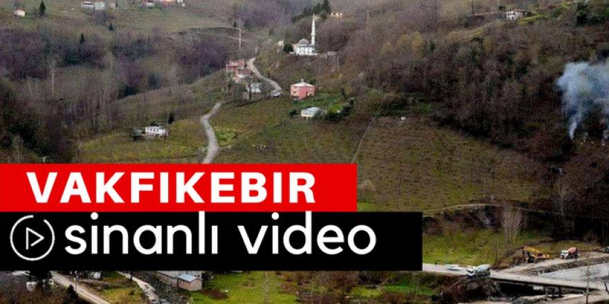 Vakfıkebir Sinanlı Köyü Video