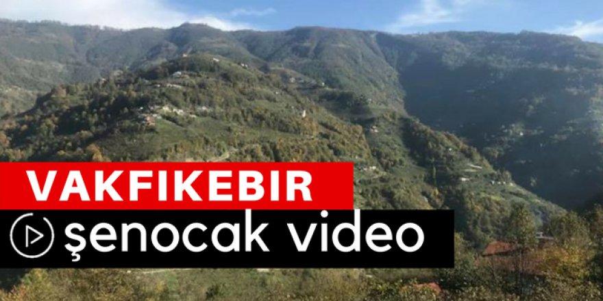 Vakfıkebir Şenocak Köyü Video