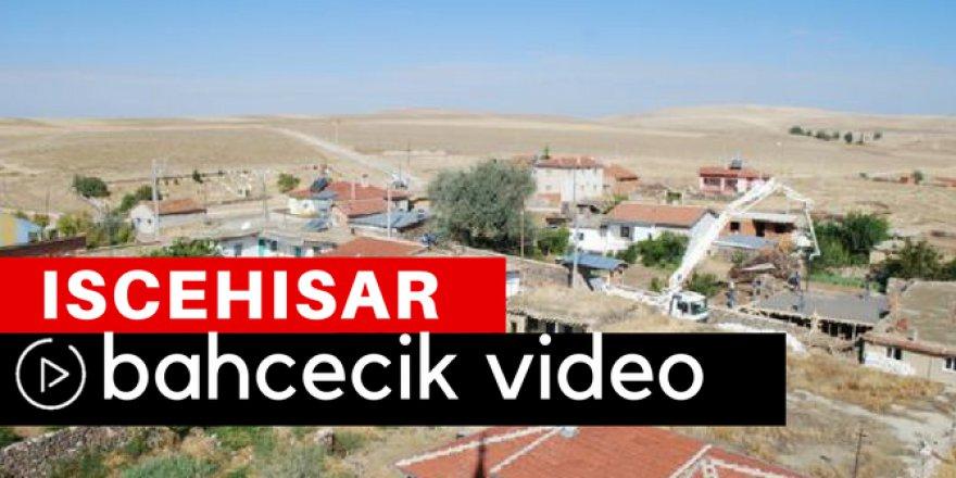 Afyon İscehisar Bahçecik Köyü Video