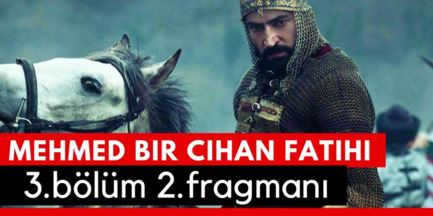 Mehmed Bir Cihan Fatihi 3. Bölüm 2.Fragmanı İzle