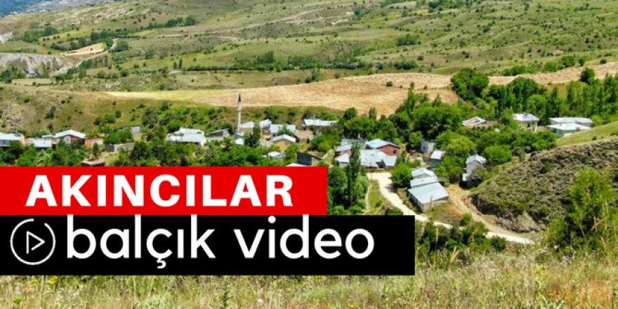 Akıncılar Balçık Köyü Video