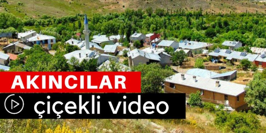 Akıncılar Çiçekli Köyü Video