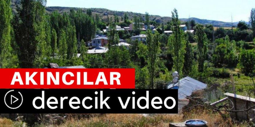 Akıncılar Derecik Köyü Video