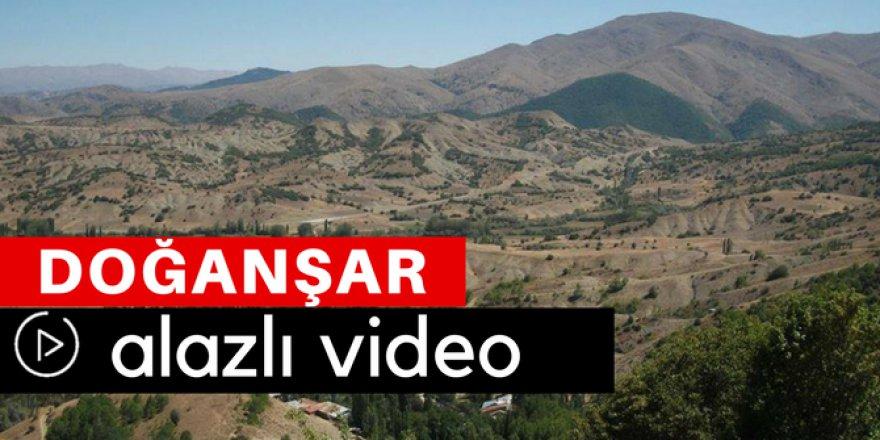 Doğanşar Alazlı Köyü Video