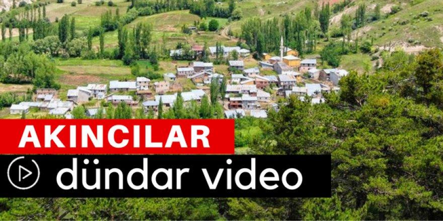 Akıncılar Dündar Köyü Video