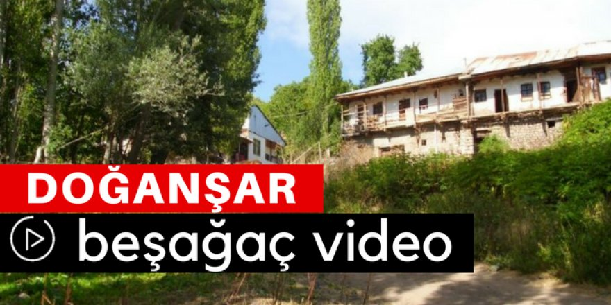 Doğanşar Beşağaç Köyü Video
