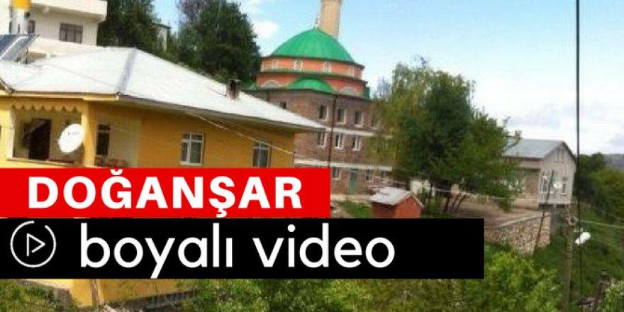 Doğanşar Boyalı Köyü Video
