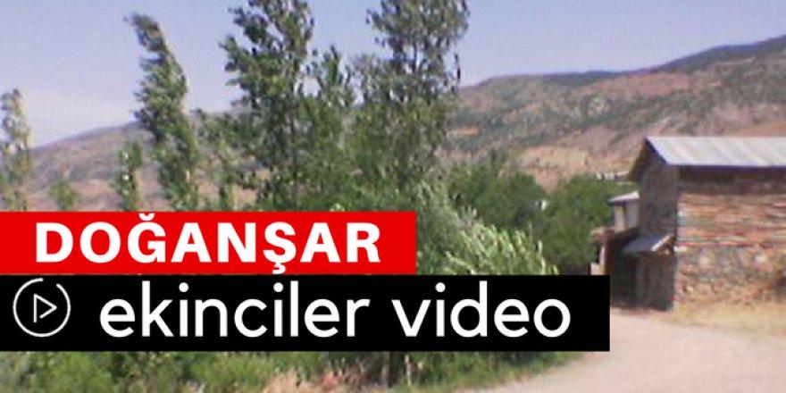 Doğanşar Ekinciler Köyü Video