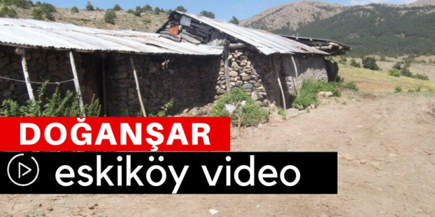 Doğanşar Eskiköy Köyü Video