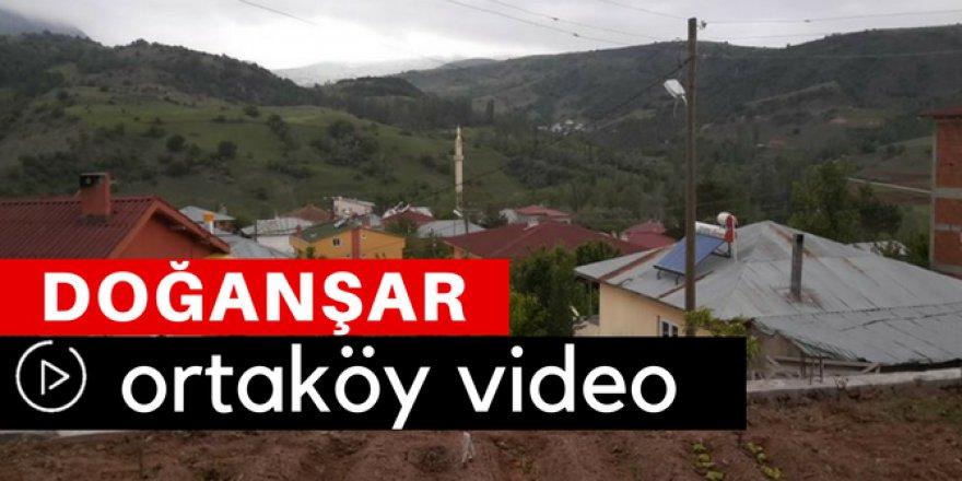 Doğanşar Ortaköy Köyü Video