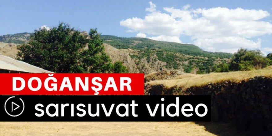 Doğanşar Sarısuvat Köyü Video
