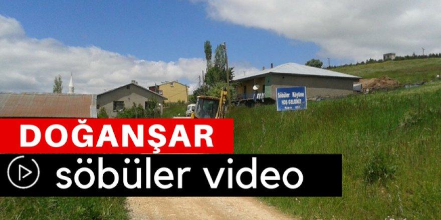 Doğanşar Söbüler Köyü Video