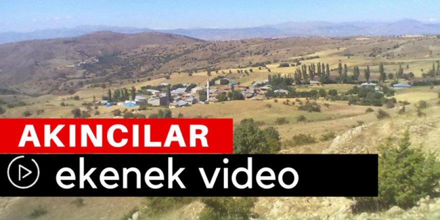 Akıncılar Ekenek Köyü Video