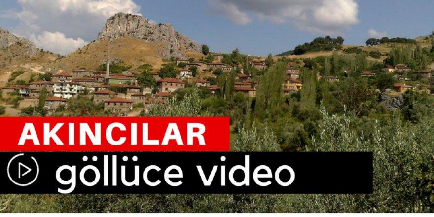 Akıncılar Göllüce Köyü Video