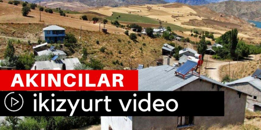 Akıncılar İkizyurt Köyü Video