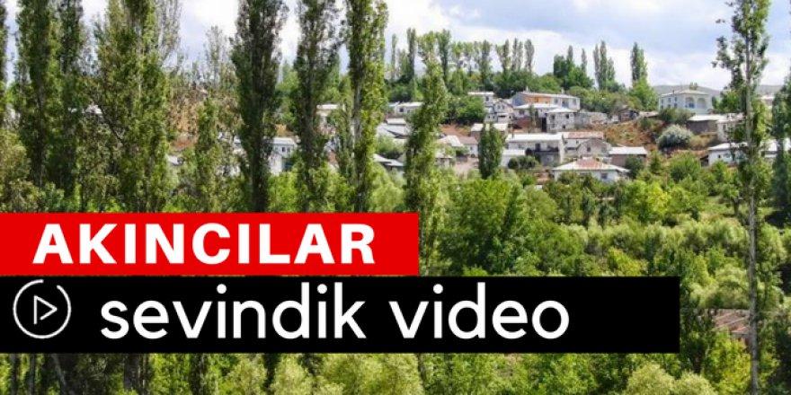 Akıncılar Sevindik Köyü Video