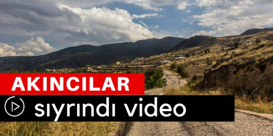 Akıncılar Sıyrındı Köyü Video