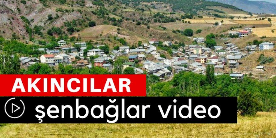Akıncılar Şenbağlar Köyü Video