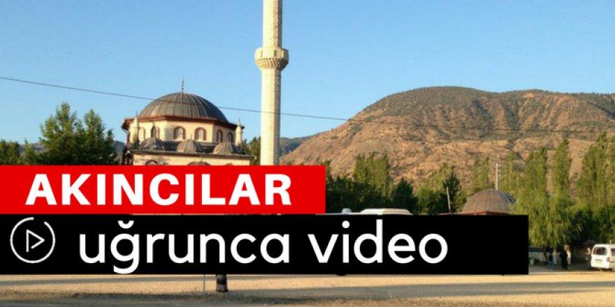 Akıncılar Uğrunca Köyü Video