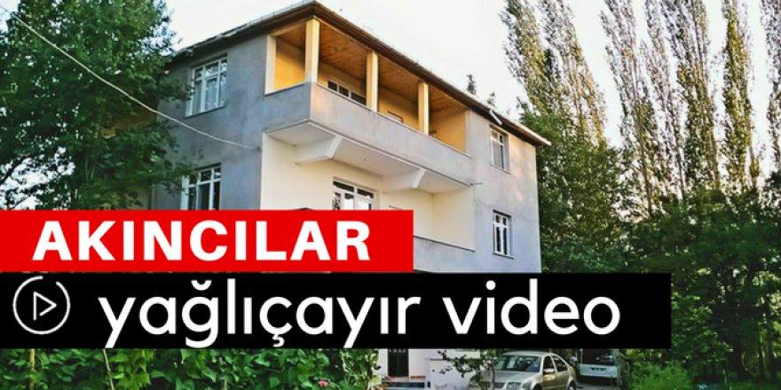 Akıncılar Yağlıçayır Köyü Video