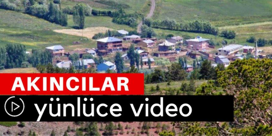 Akıncılar Yünlüce Köyü Video
