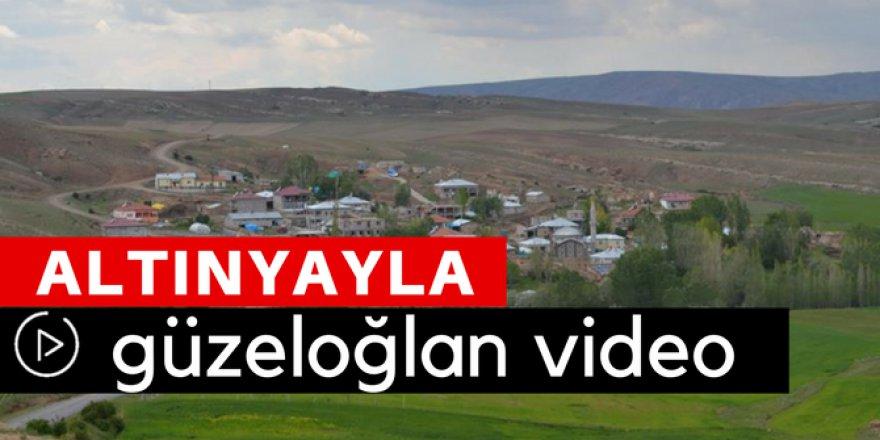 Altınyayla Güzeloğlan Köyü Video