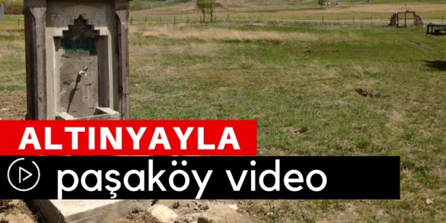 Altınyayla Paşaköy Video