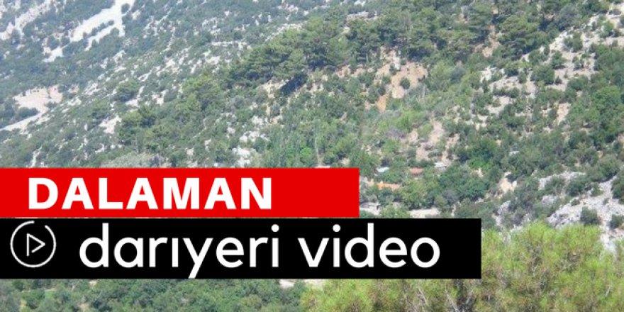 Dalaman Darıyeri Köyü Video