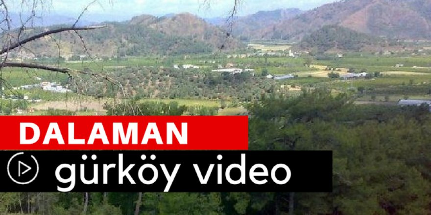 Dalaman Gürköy Video