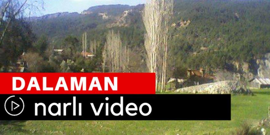Dalaman Narlı Köyü Video