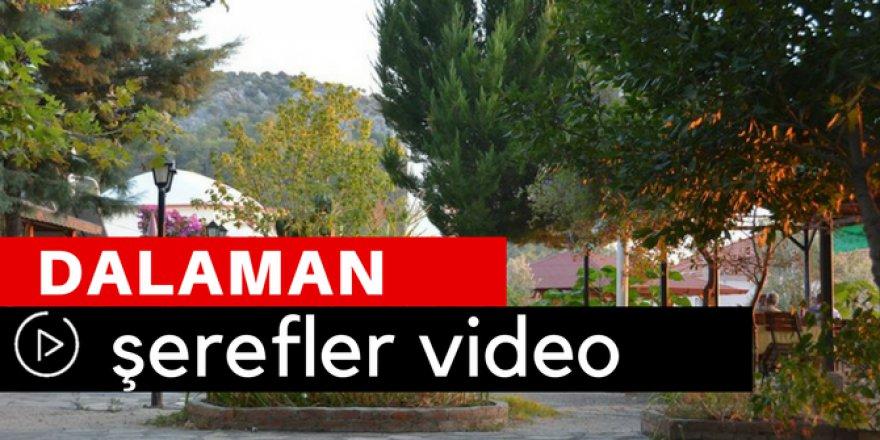 Dalaman Şerefler Köyü Video