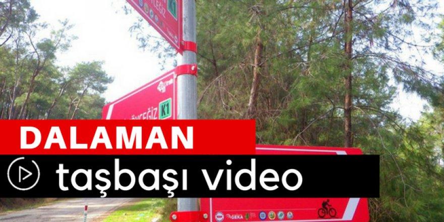 Dalaman Taşbaşı  Köyü Video