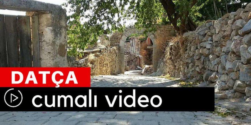 Datça Cumalı Köyü Video