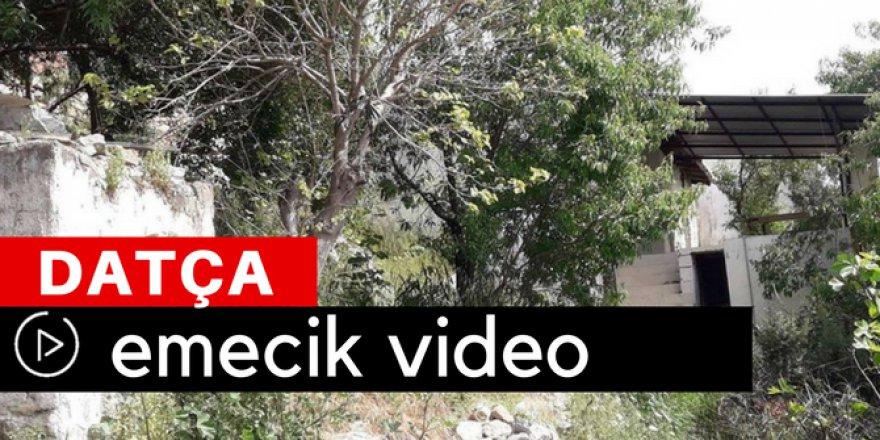 Datça Emecik Köyü Video