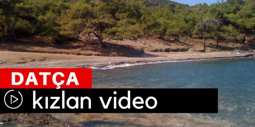 Datça Kızlan Köyü Video