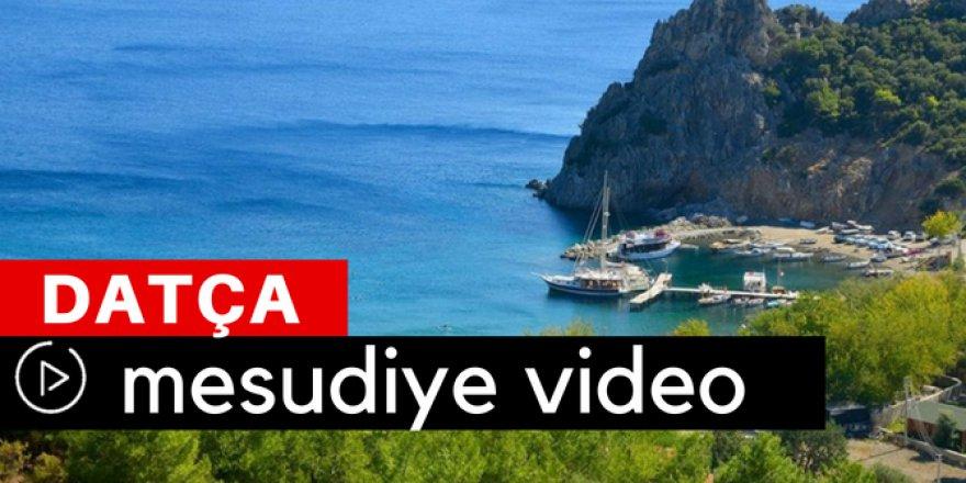 Datça Mesudiye Köyü Video