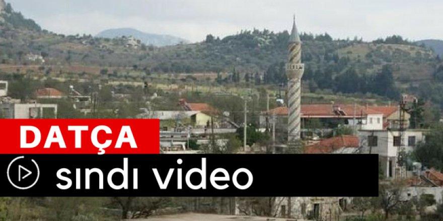Datça Sındı Köyü Video