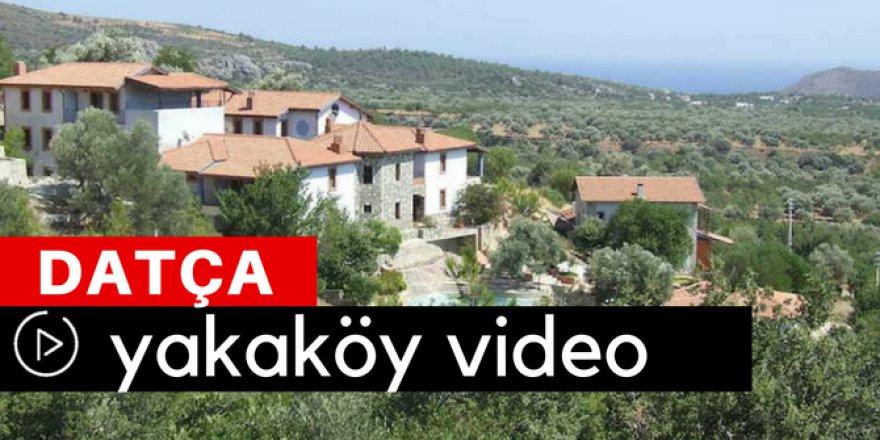 Datça Yakaköy Video