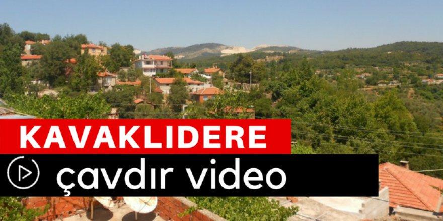Kavaklıdere Çavdır Köyü Video