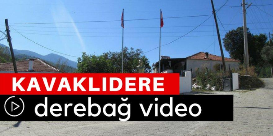 Kavaklıdere Derebağ Köyü Video
