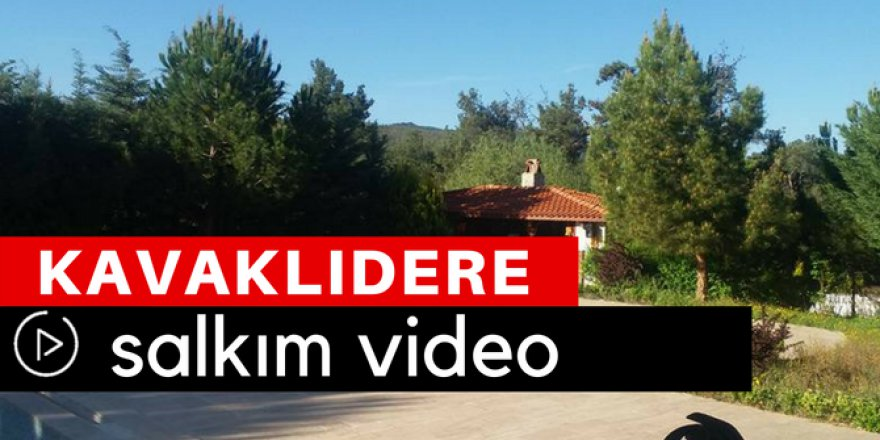 Kavaklıdere Salkım Köyü Video
